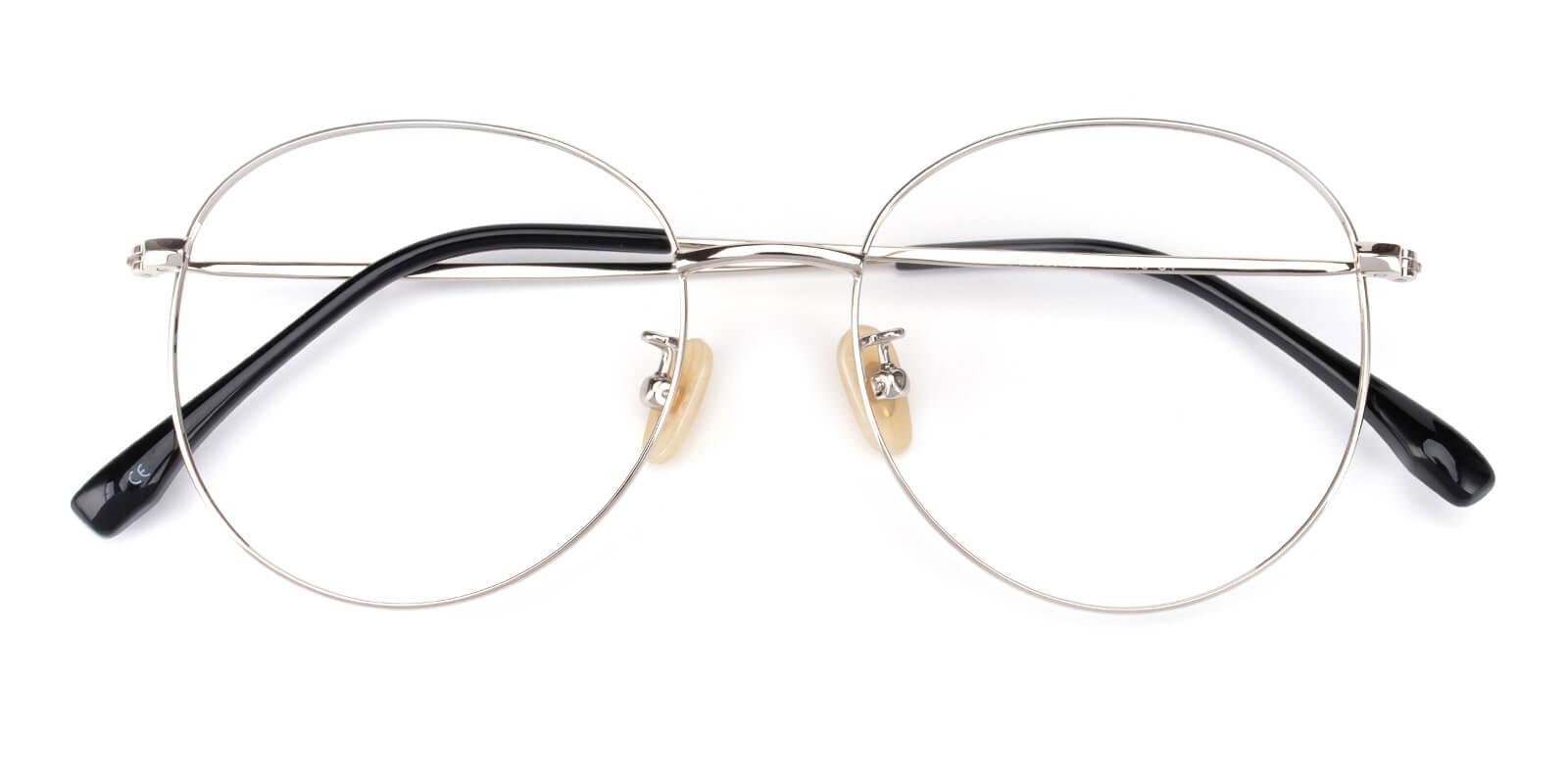 Epilogue-Silver-Round-Titanium-Eyeglasses-detail