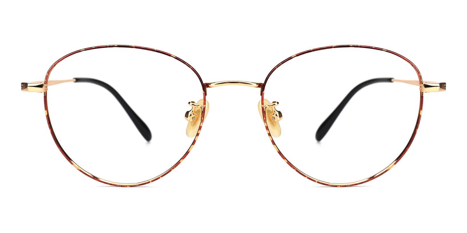 Litteray-Pattern-Round-Titanium-Eyeglasses-additional2