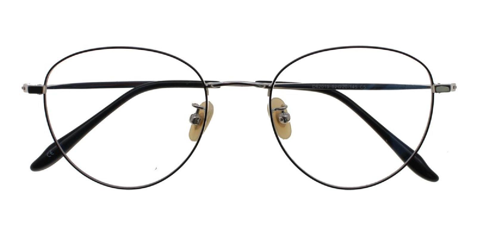 Litteray-Silver-Round-Titanium-Eyeglasses-additional2