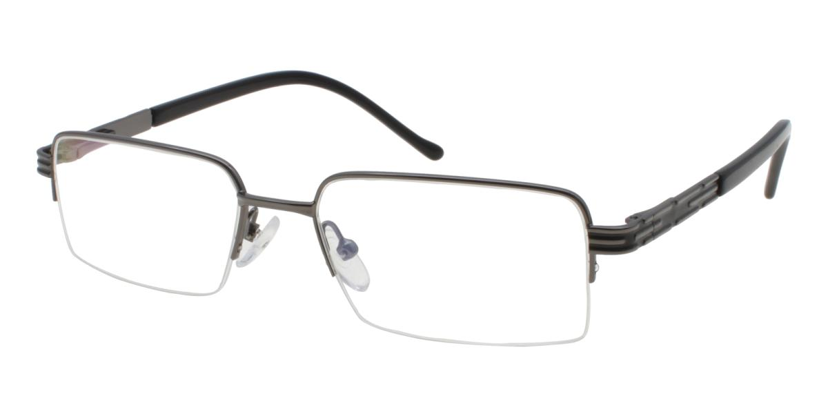 Nicaragua-Gun-Rectangle-Metal-Eyeglasses-additional1