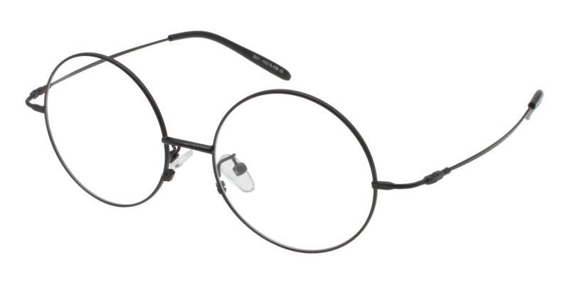 Lily-Black-Eyeglasses