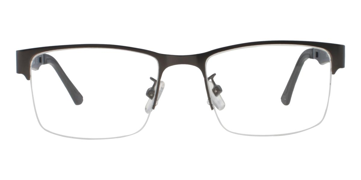 Norbter-Gun-Rectangle-Metal / TR-Eyeglasses-additional2