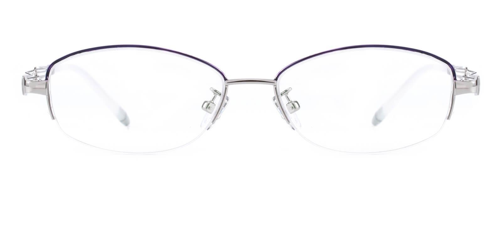 Grid-Silver-Oval-Metal-Eyeglasses-additional2