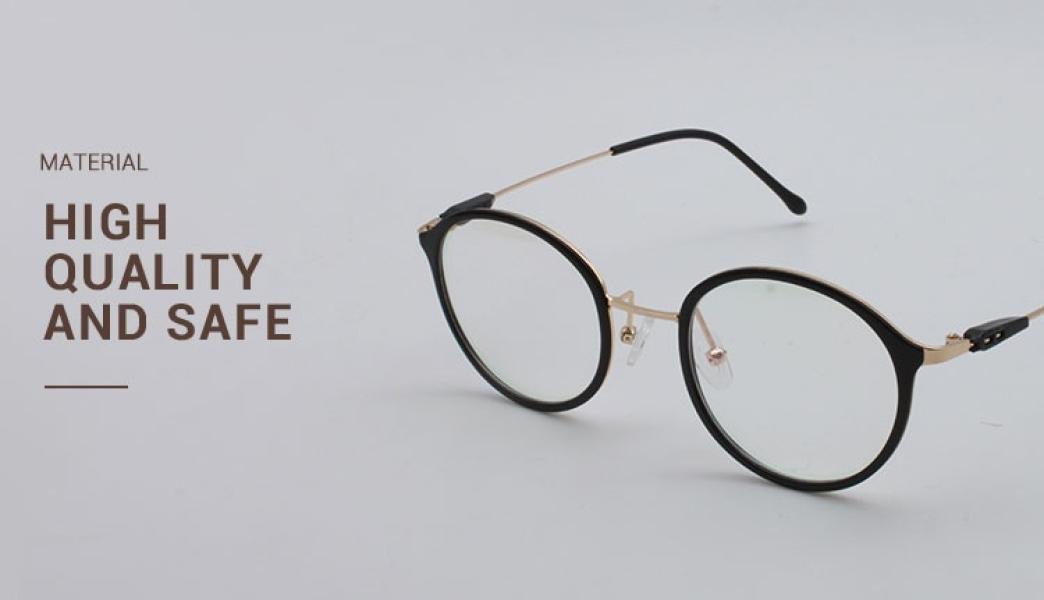 Portrait-Black-Metal / TR-Eyeglasses-detail2
