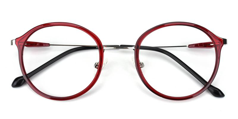 Portrait-Red-Eyeglasses