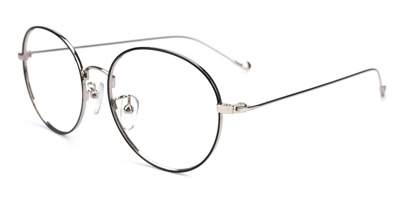 Jessy-Black-Round-Metal-Eyeglasses-additional1