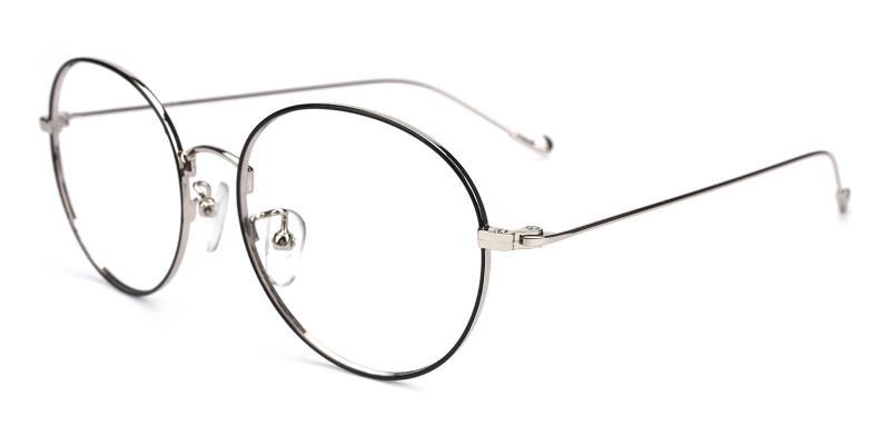 Jessy-Black-Eyeglasses