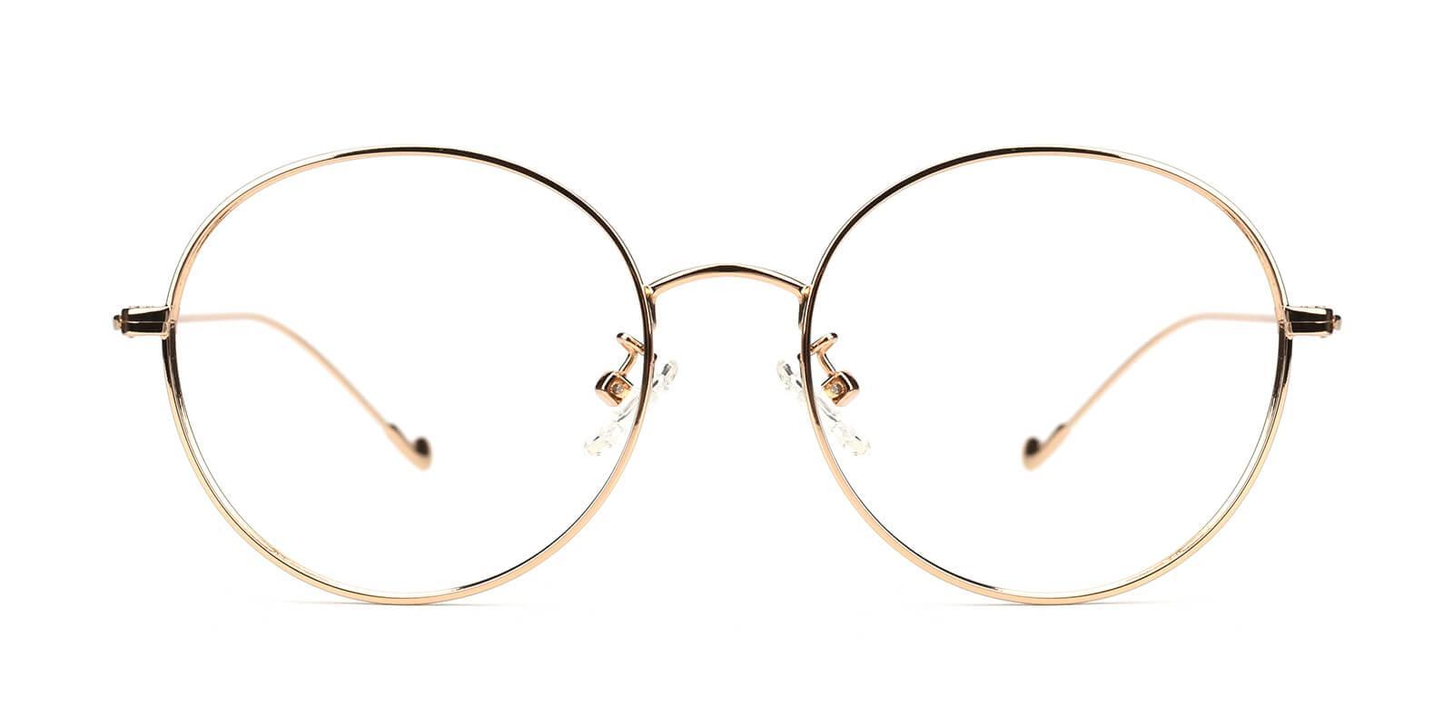 Jessy-Gold-Round-Metal-Eyeglasses-additional2