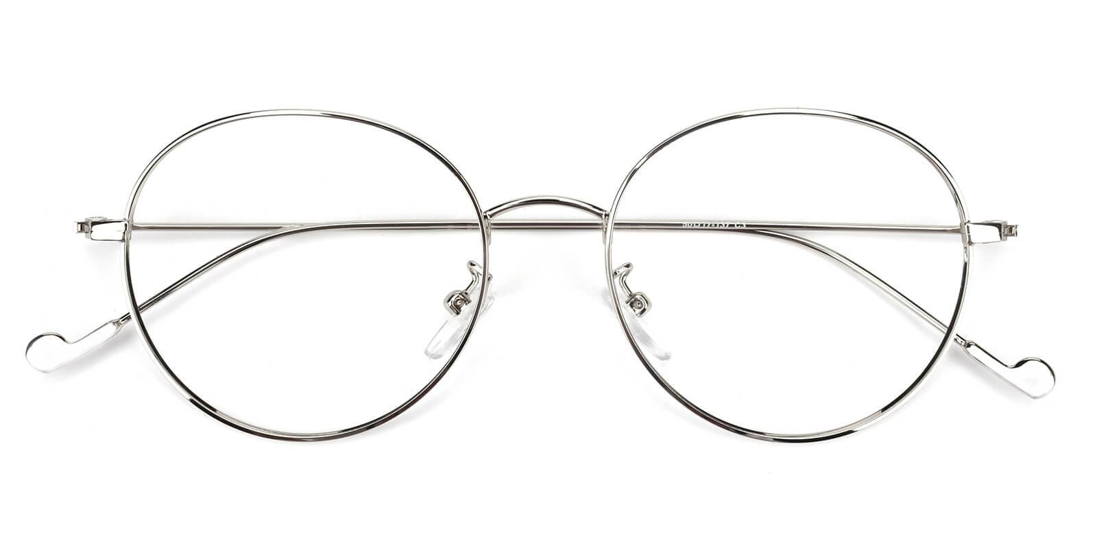 Jessy-Silver-Round-Metal-Eyeglasses-detail