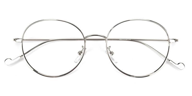 Jessy-Silver-Eyeglasses