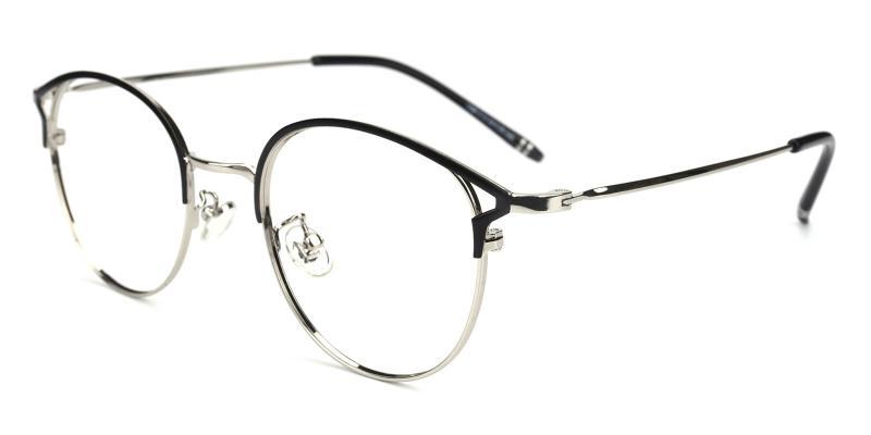 Brace-Silver-Eyeglasses / NosePads