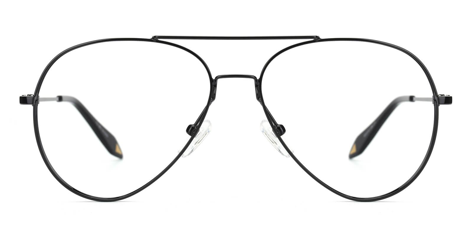 Pilot-Black-Aviator-Metal-Eyeglasses-additional2