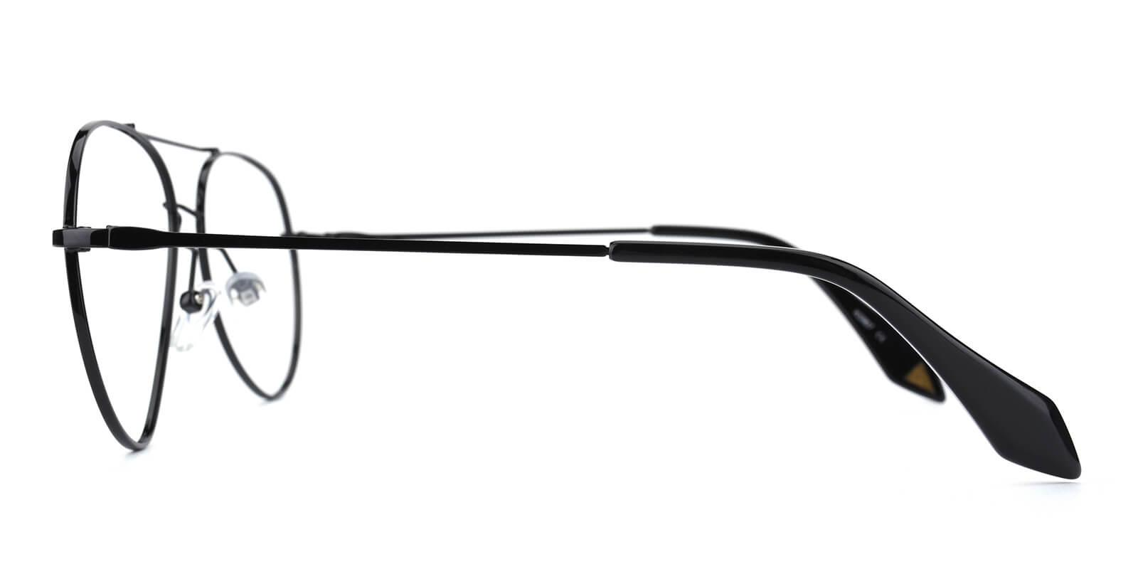Pilot-Black-Aviator-Metal-Eyeglasses-additional3