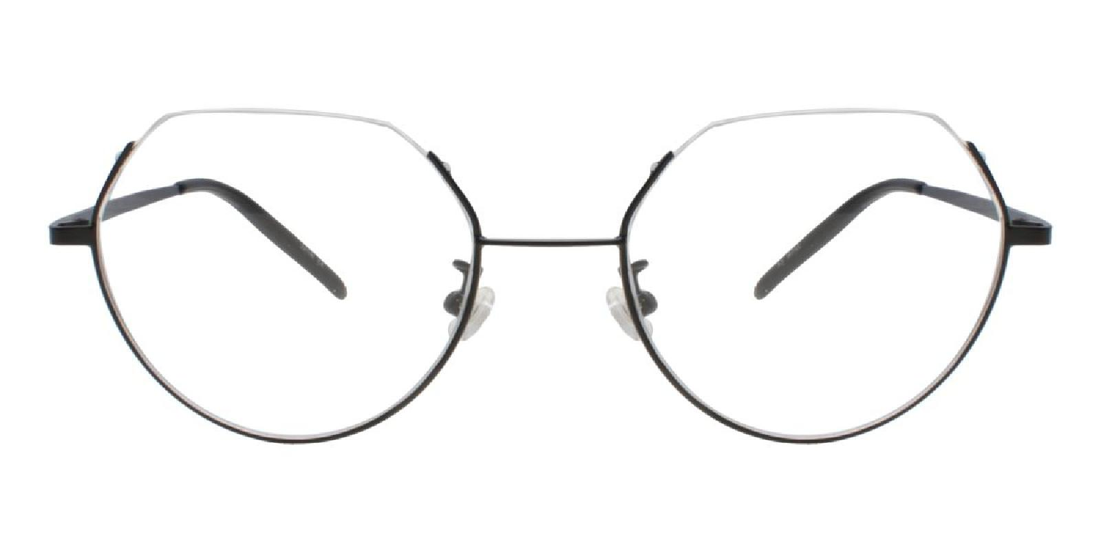 Hudson-Black-Geometric-Metal-Eyeglasses-additional2