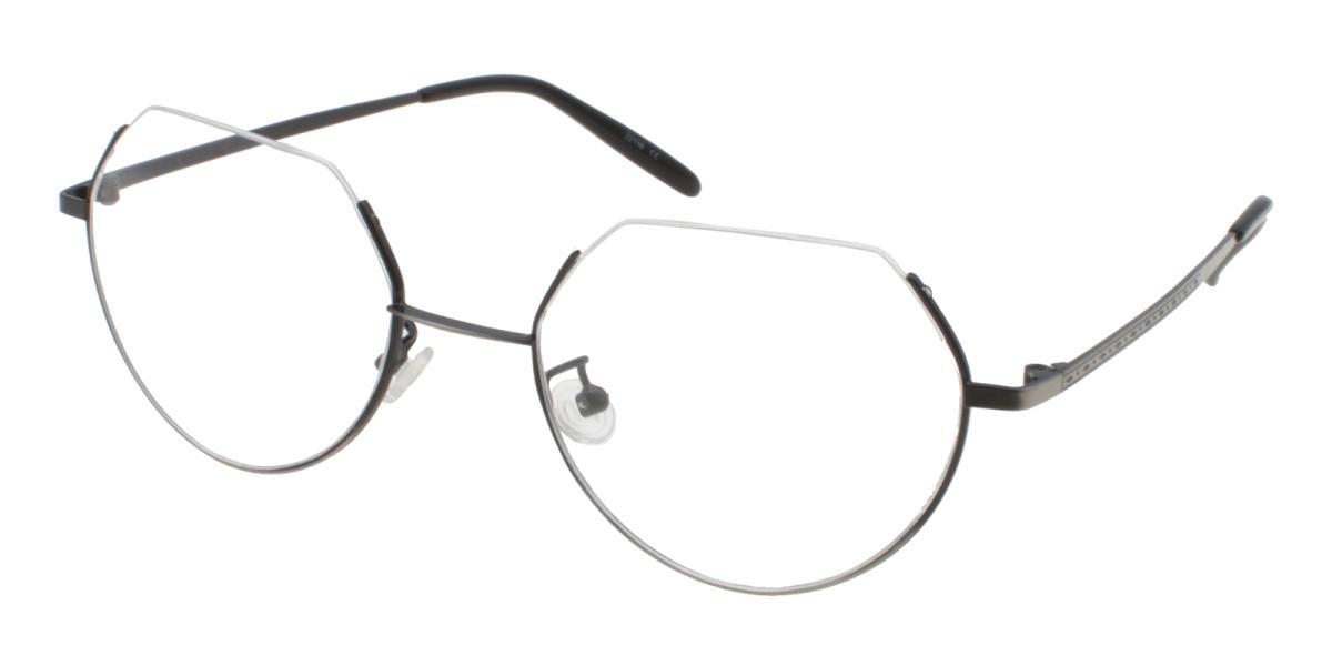 Hudson-Silver-Geometric-Metal-Eyeglasses-additional1