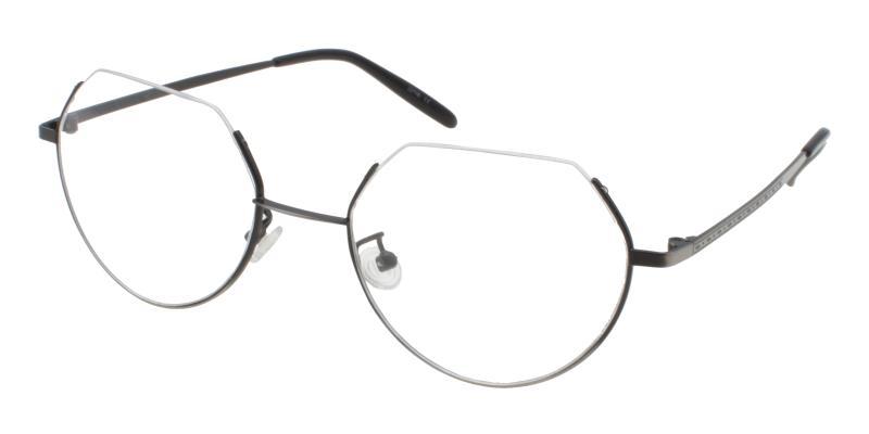 Hudson-Silver-Eyeglasses