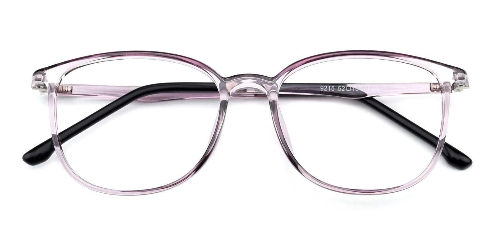 Timing-Purple-Round-TR-Eyeglasses-detail