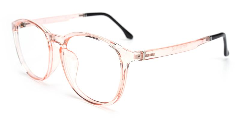 Vincily-Orange-Eyeglasses
