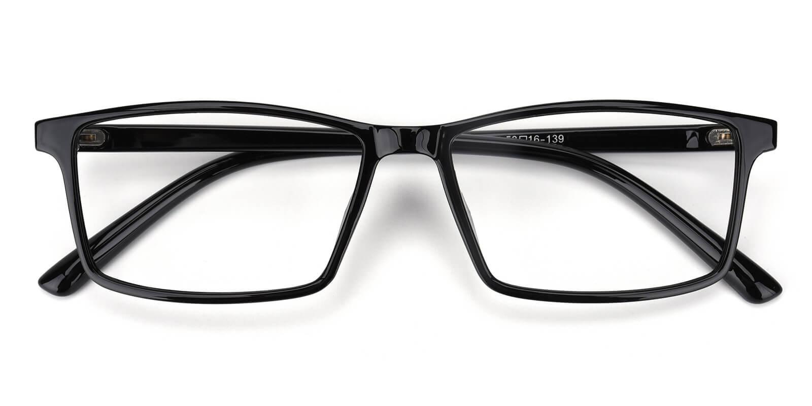 Eliana-Black-Rectangle-TR-Eyeglasses-detail