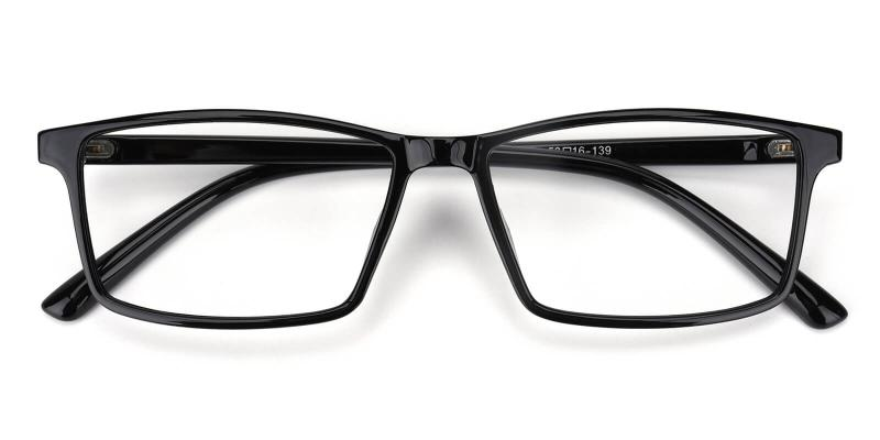 Eliana-Black-Eyeglasses