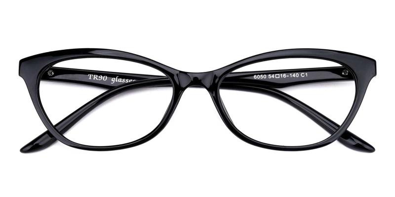 Ellipse-Black-Eyeglasses