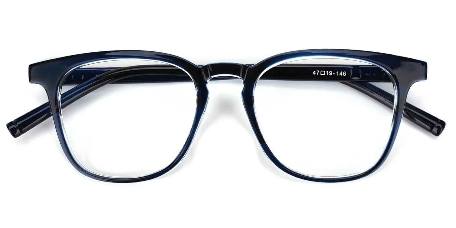 Heartbeat-Blue-Square-TR-Eyeglasses-detail