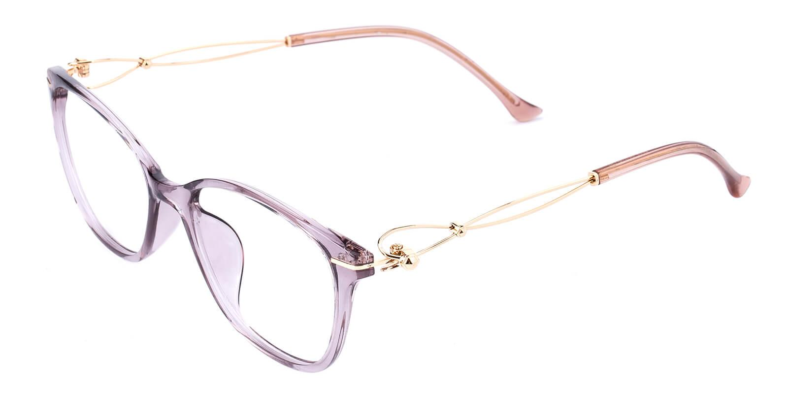 Godsilk-Purple-Cat-Metal / TR-Eyeglasses-additional1