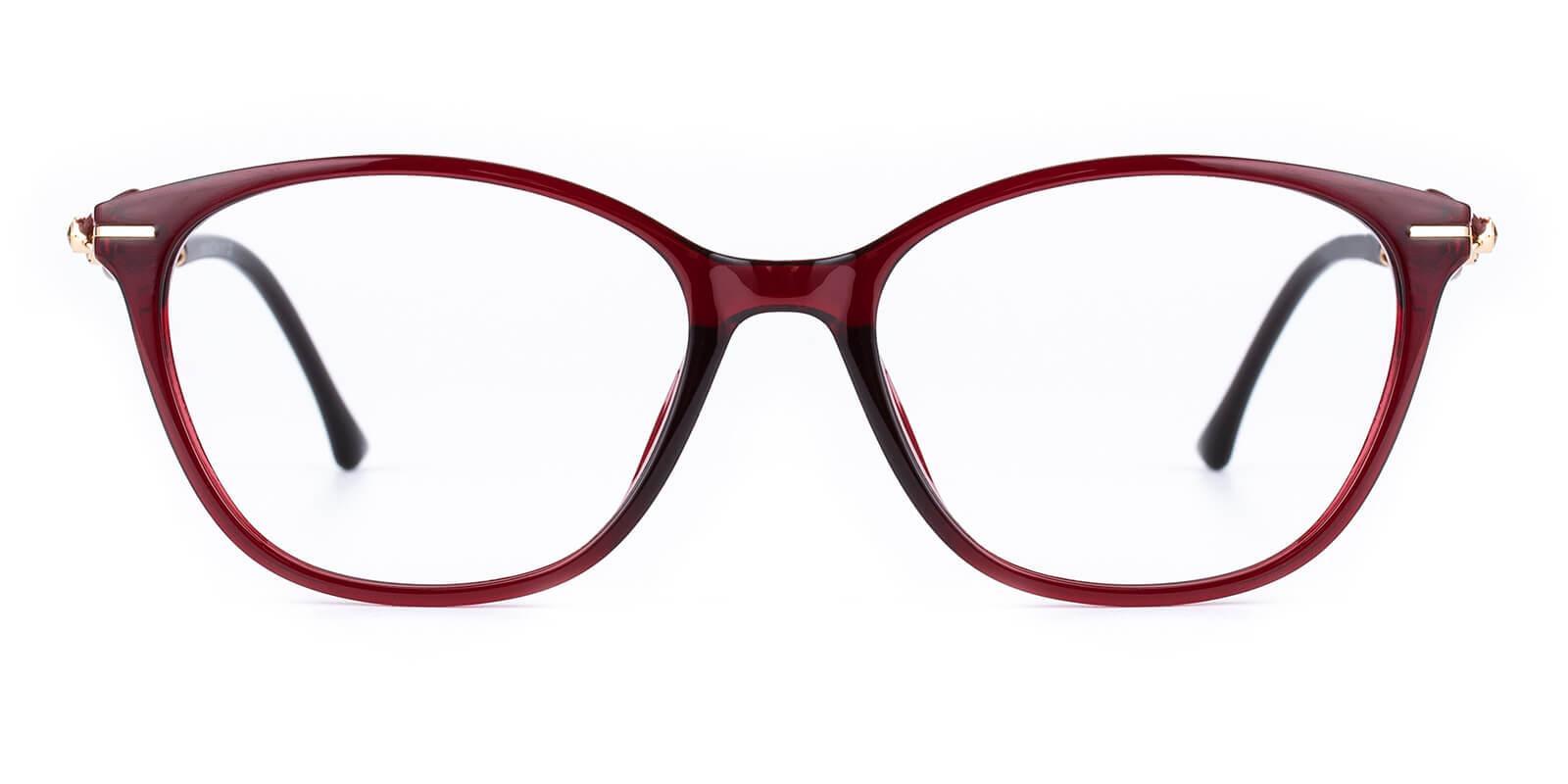 Godsilk-Red-Cat-Metal / TR-Eyeglasses-additional2
