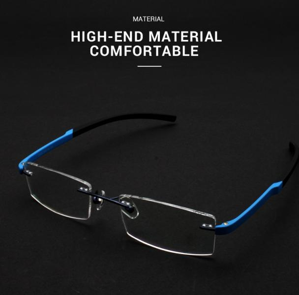 Trimming-Blue-Metal / Acetate-Eyeglasses-detail2