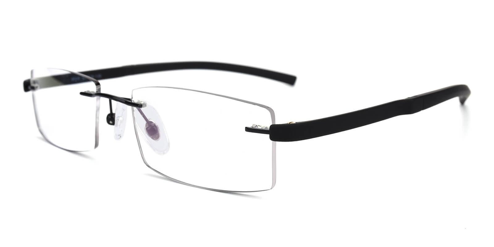 Trimming-Black-Varieties-Metal / Acetate-Eyeglasses-additional1