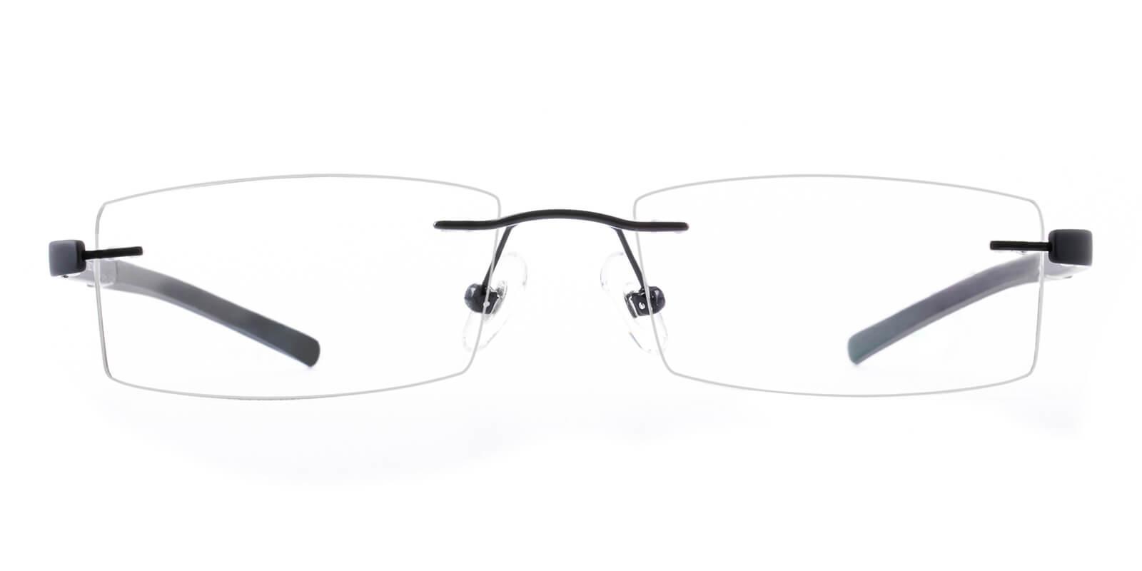 Trimming-Black-Varieties-Metal / Acetate-Eyeglasses-additional2