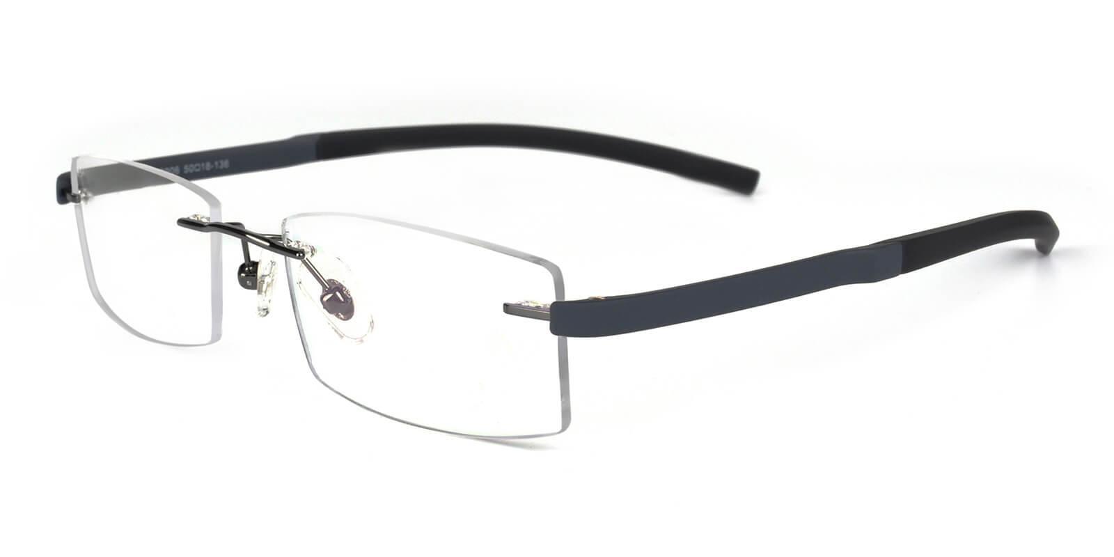 Trimming-Gray-Varieties-Acetate / Metal-Eyeglasses-additional1