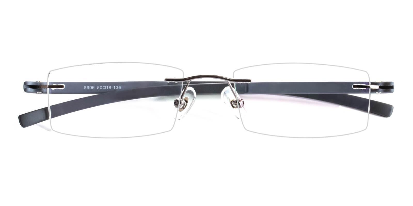 Trimming-Gray-Varieties-Acetate / Metal-Eyeglasses-detail