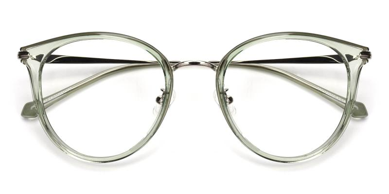 Ruby-Green-Eyeglasses