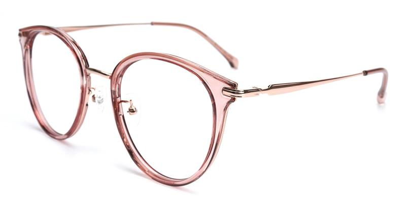 Ruby-Pink-Eyeglasses