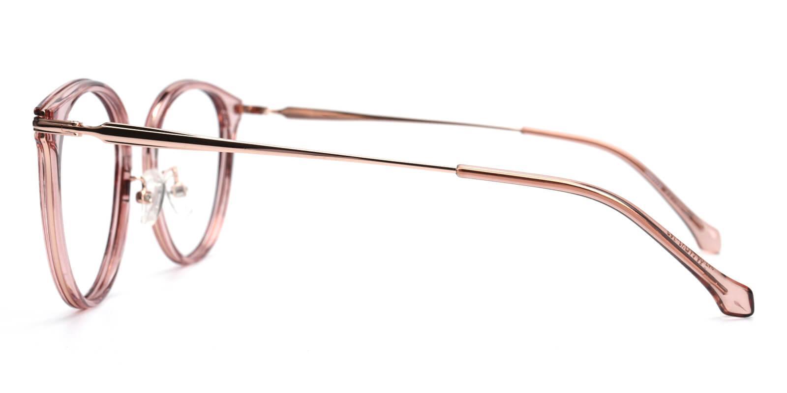 Ruby-Pink-Cat-Metal / TR-Eyeglasses-detail