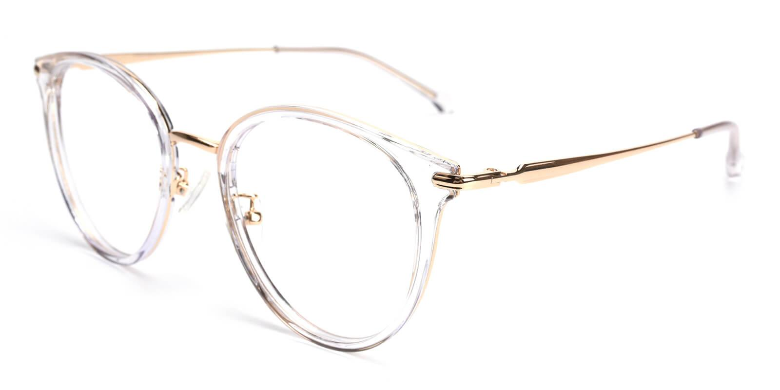 Ruby-Translucent-Cat-Metal / TR-Eyeglasses-additional1