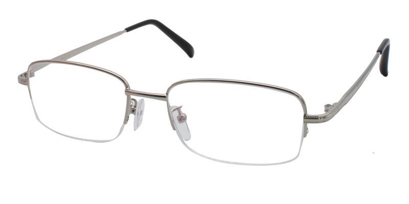 Slimber-Silver-Eyeglasses