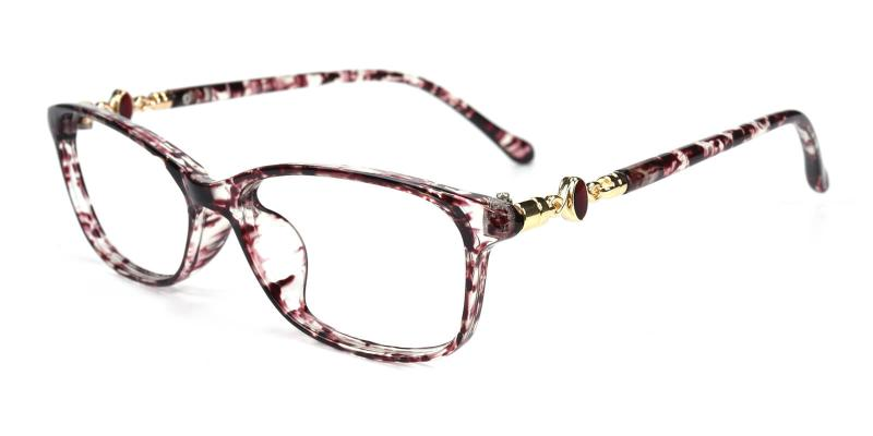 Butterfly-Purple-Eyeglasses