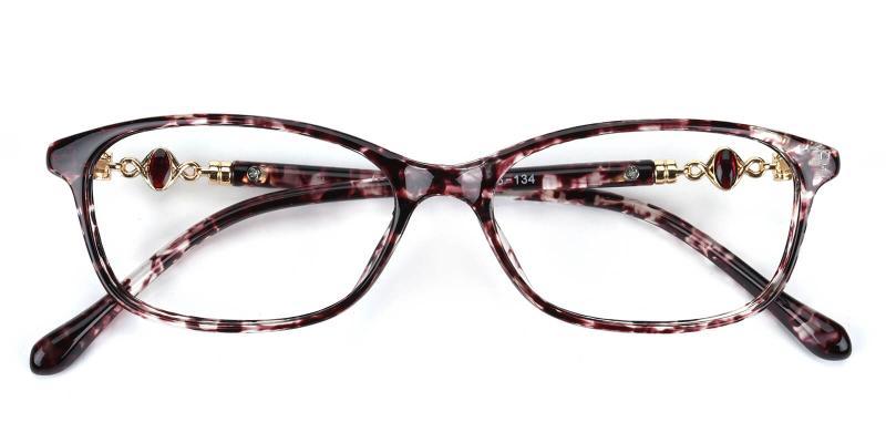 Butterfly-Purple-Eyeglasses