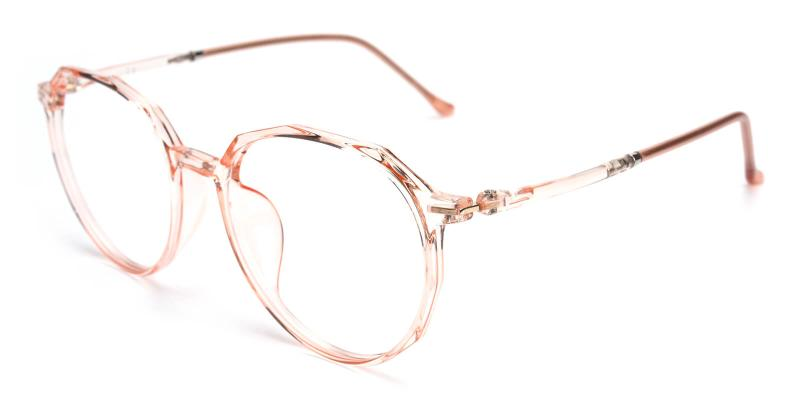 Wilcox-Orange-Eyeglasses