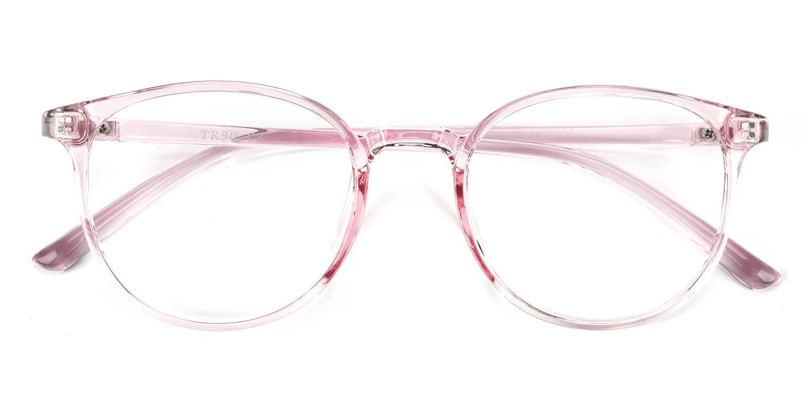 Aure-Pink-Round-TR-Eyeglasses-detail