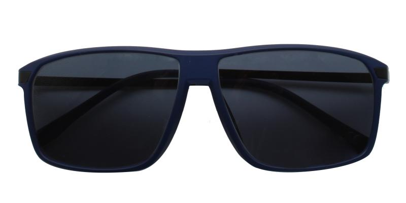 Brighton-Blue-Sunglasses