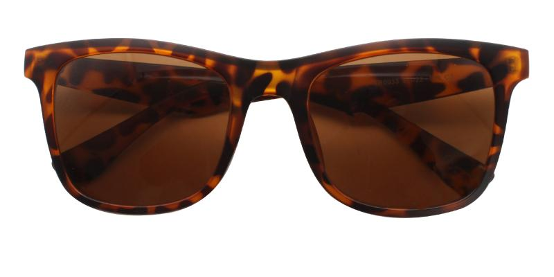 Hanowe-Brown-Sunglasses / UniversalBridgeFit