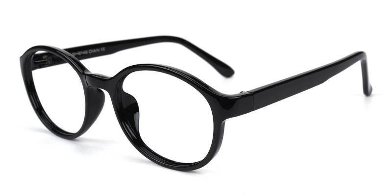 Achiever-Black-Eyeglasses
