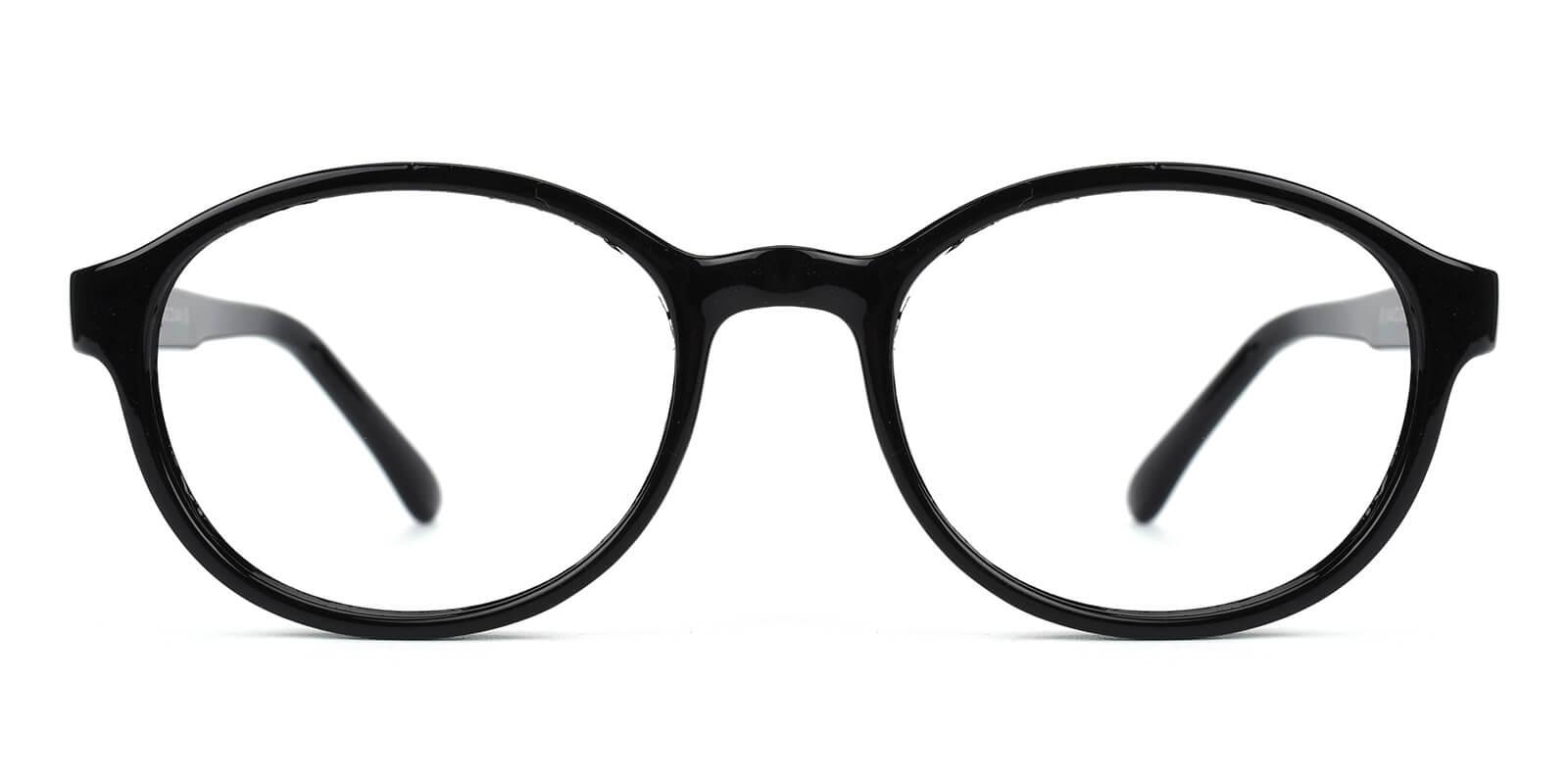 Achiever-Black-Round-Plastic-Eyeglasses-additional2