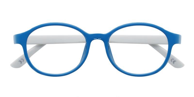Achiever-Blue-Eyeglasses
