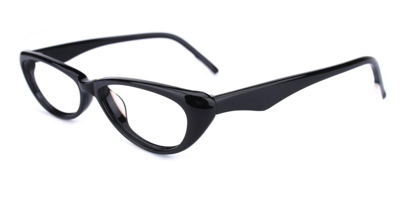 Neutral-Black-Eyeglasses