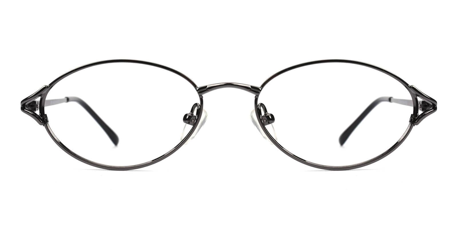 Victoria-Gun-Oval / Cat-Metal-Eyeglasses-additional2