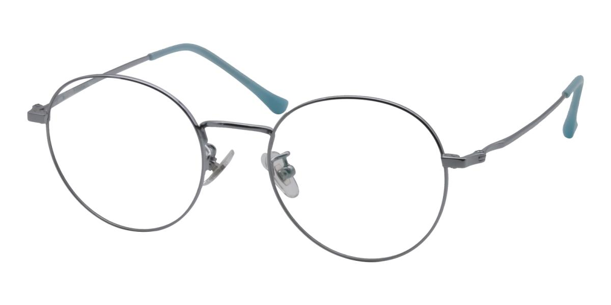 Morelia-Blue-Round-Titanium-Eyeglasses-additional1